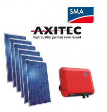 Pack AXITEC / SMA