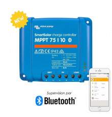 Régulateur de charge Smartsolar MPPT Victron 75/15